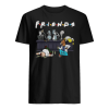 Cartoon Characters Netflix Friends Tv Series shirt