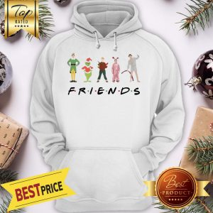 Official Christmas Grinch Kevin Friends Characters Elf Hoodie