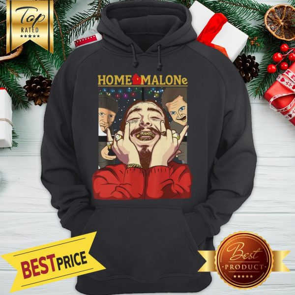 Official Post Malone Home Malone Hoodie