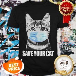 Official Save Your Cat Coronavirus Shirt