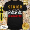 Senior Class Of 2020 Quarantine Graduation Toilet Paper Coronavirus Shirt