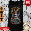 Official Richer Dark Side Of The Moon Guitar Tank Top