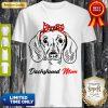 Pretty Dachshund Mom Shirt