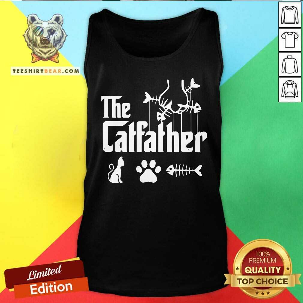 The Catfather Cat Paw Fish Tank Top